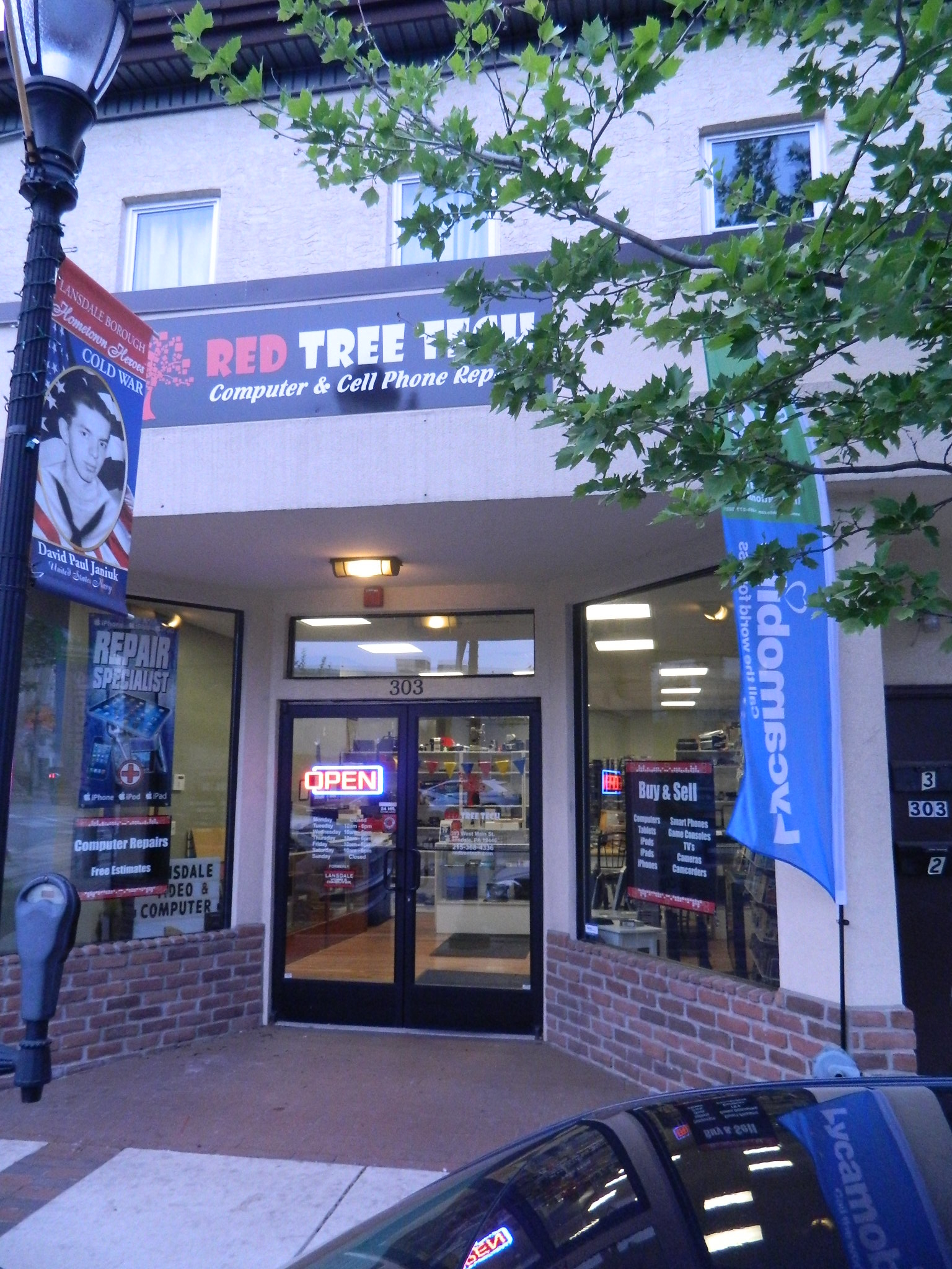 Red Tree Tech - Lansdale, PA 19446 - (215)368-4336 | ShowMeLocal.com