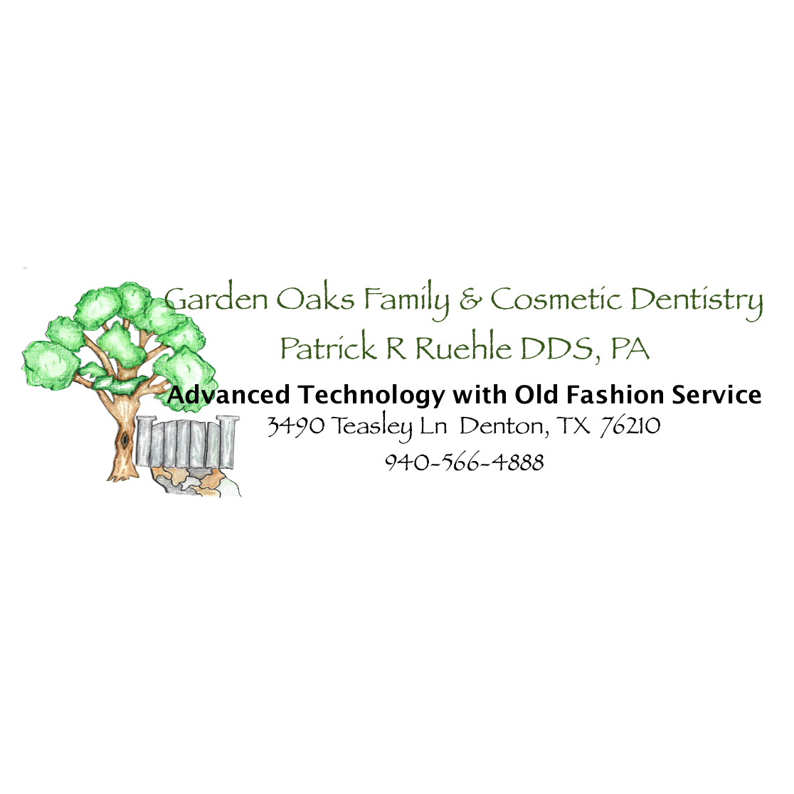 Garden Oaks Family & Cosmetic Dentistry -Patrick R Ruehle DDS, PA image 5