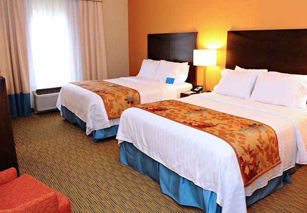 Fairfield Inn & Suites by Marriott Slippery Rock image 9