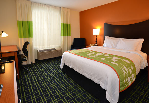 Fairfield Inn & Suites by Marriott Jefferson City image 3