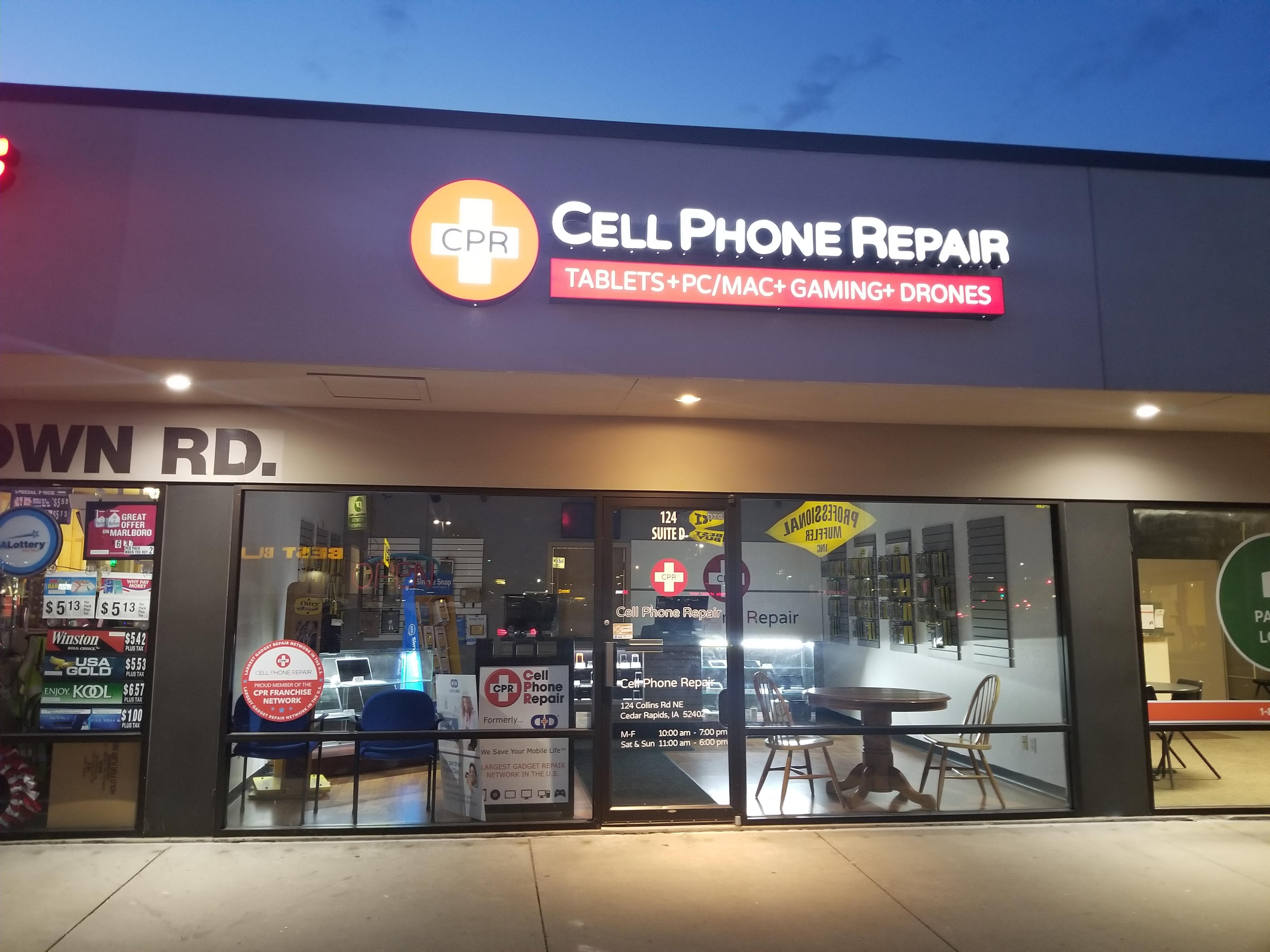 CPR Cell Phone Repair Cedar Rapids image 0