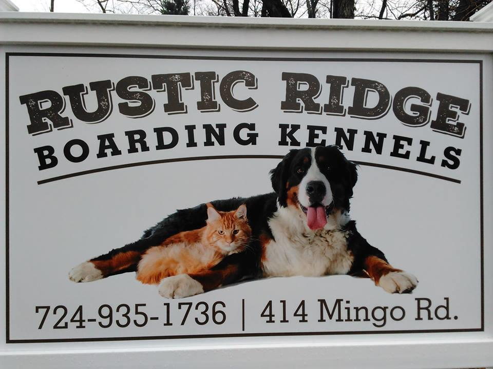 Rustic Ridge Boarding Kennels & Grooming Services image 0