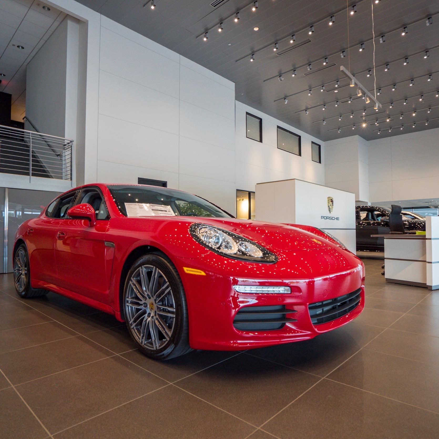 Porsche Plano