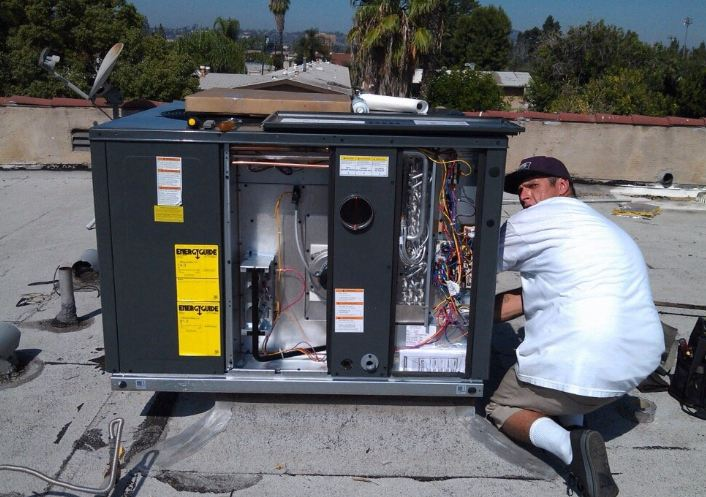 Bailey's Refrigeration Heating & Air Conditioning image 2