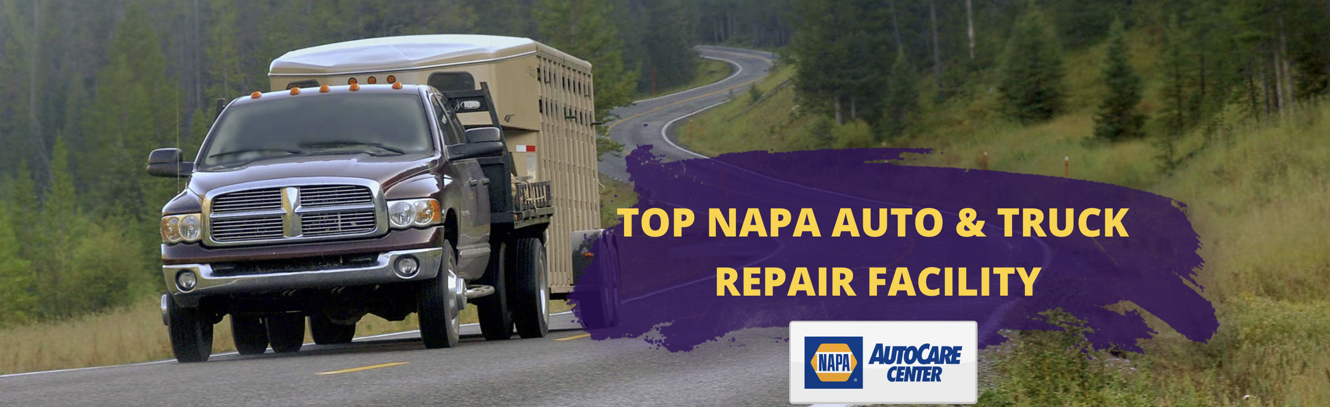 Dale's Auto Repair is a top Napa auto and truck repair shop!