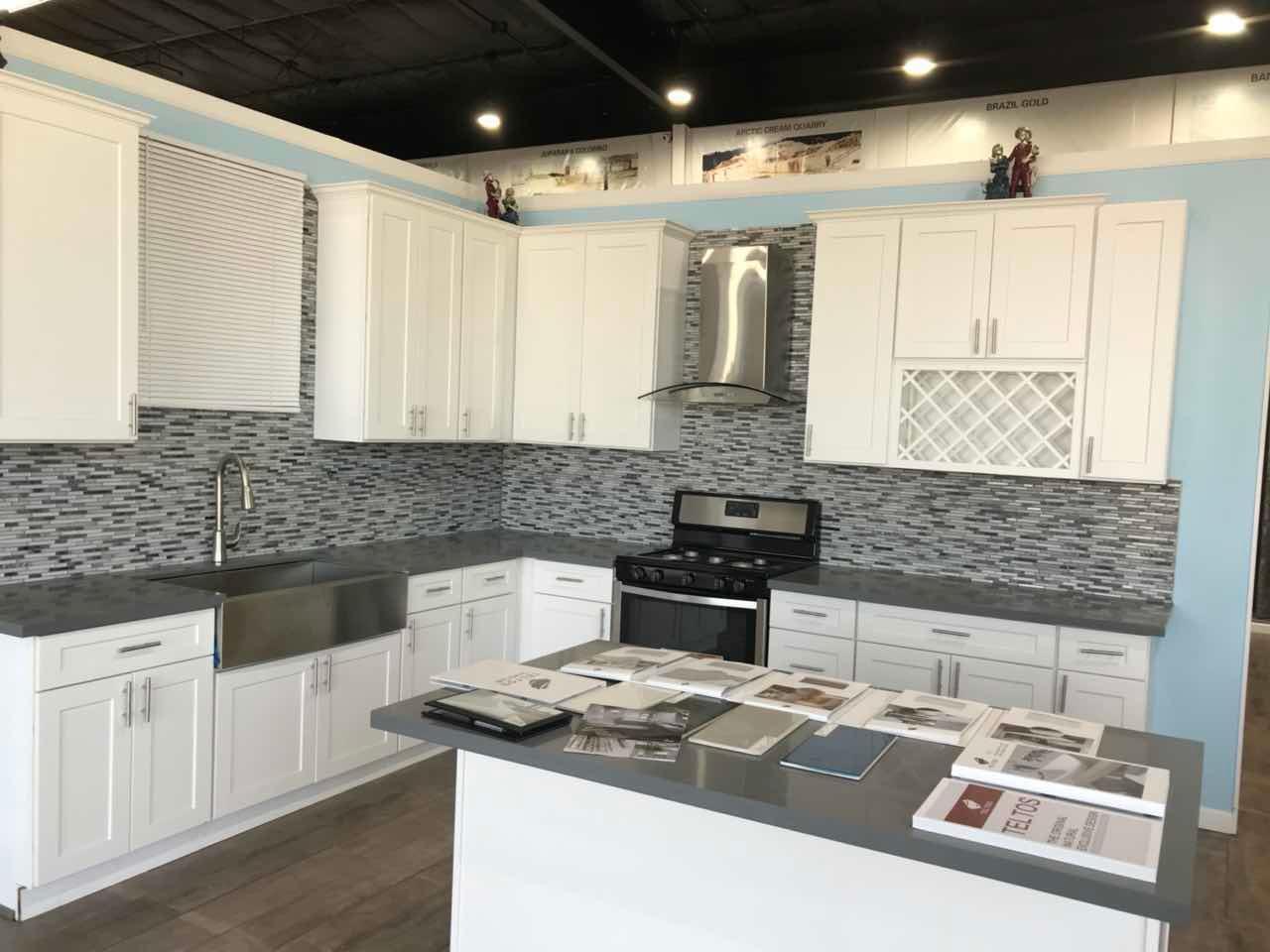 APEX Kitchen Cabinet and Granite Countertop image 23