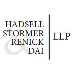 Hadsell Stormer Renick & Dai LLP