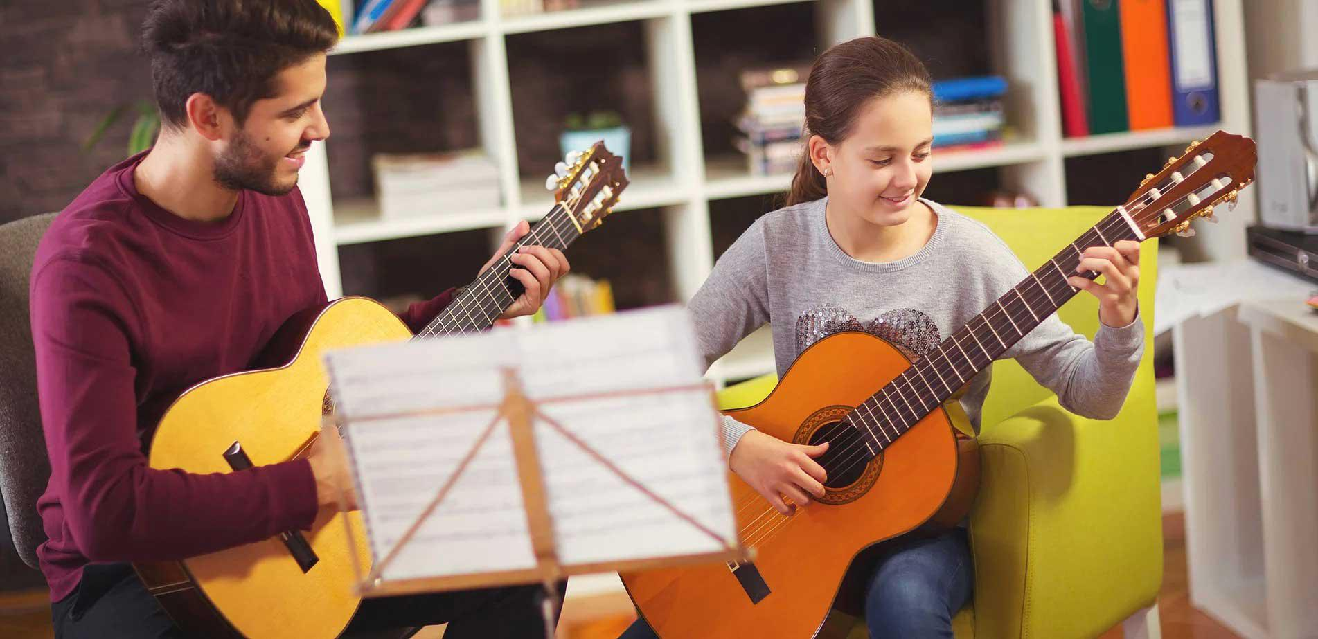 The Childbloom Guitar Program of Colorado Springs image 4