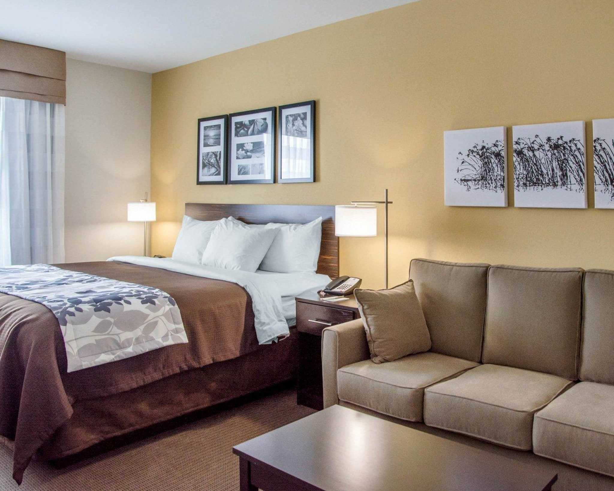 Sleep Inn & Suites Parkersburg-Marietta image 15