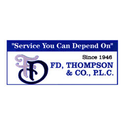 FD Thompson & Co PLC