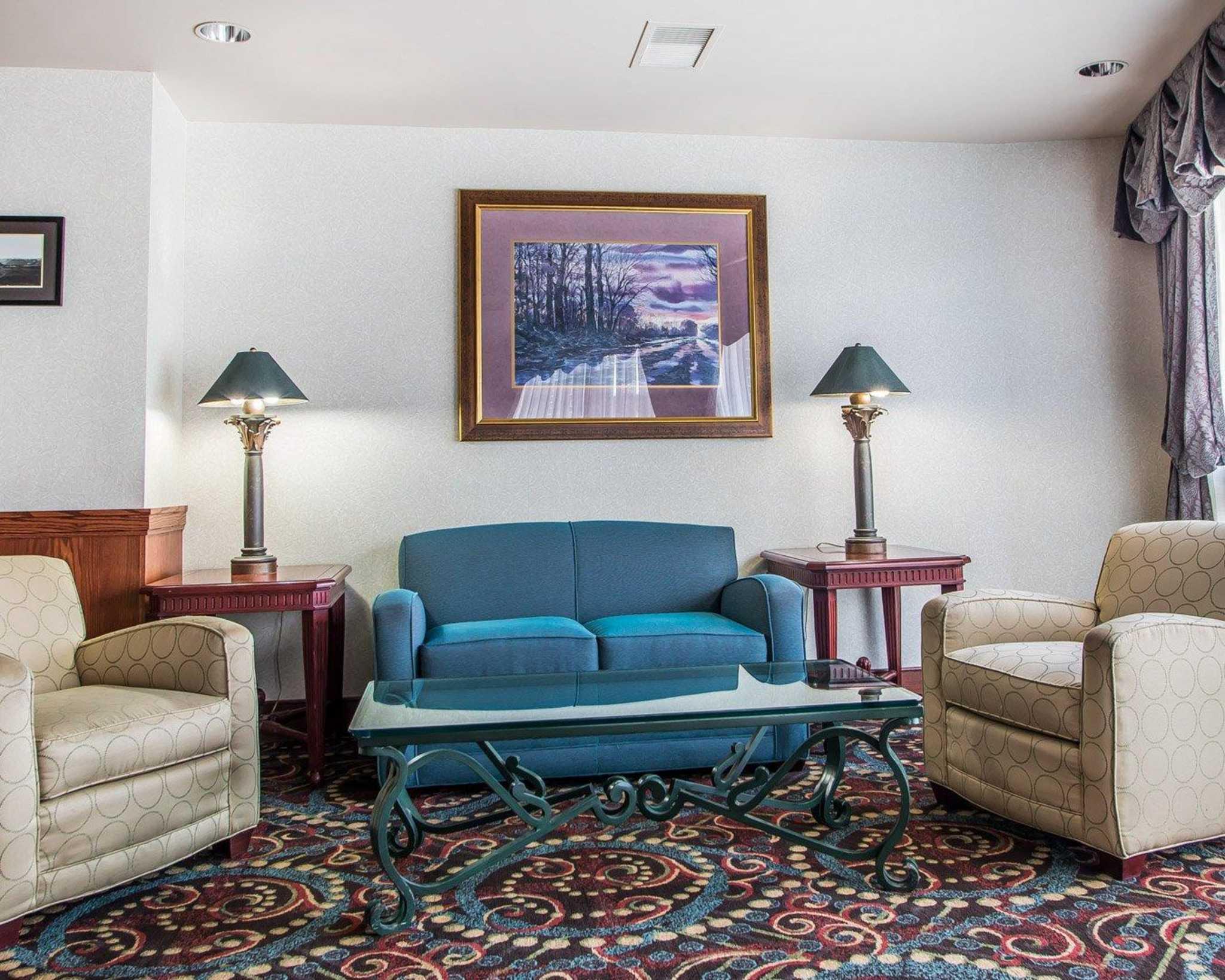 Clarion Hotel Highlander Conference Center image 14