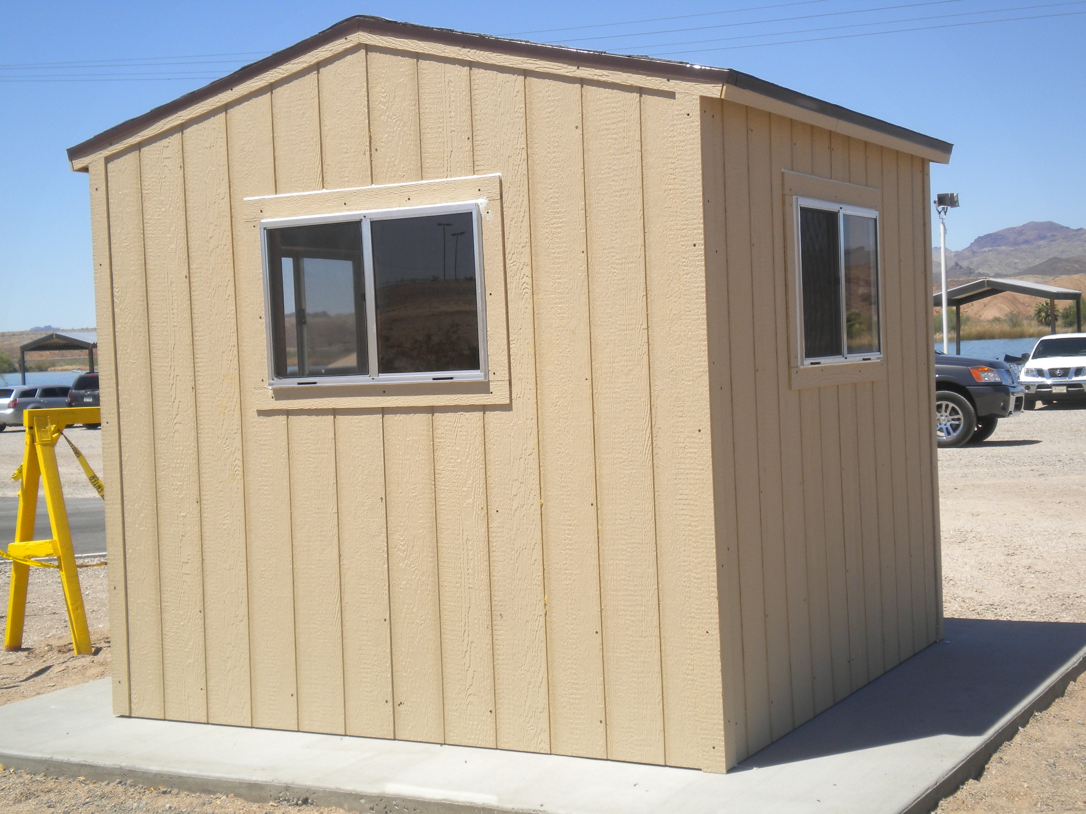 Discount sheds 10430 e apache trl apache junction az 85120 for Inexpensive sheds
