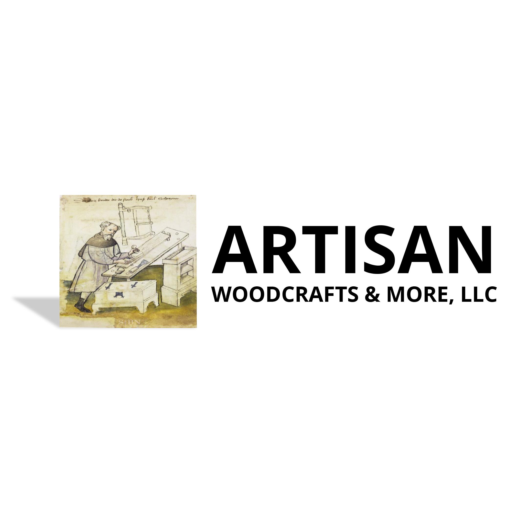 Artisan Woodcrafts & More, LLC Logo