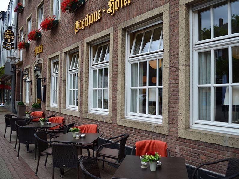 Lohscheller Bocholt hotel restaurant werk ii hotels hotels restaurants bocholt deutschland tel 0287121