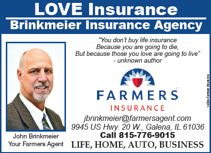Farmers Insurance - John Brinkmeier - ad image