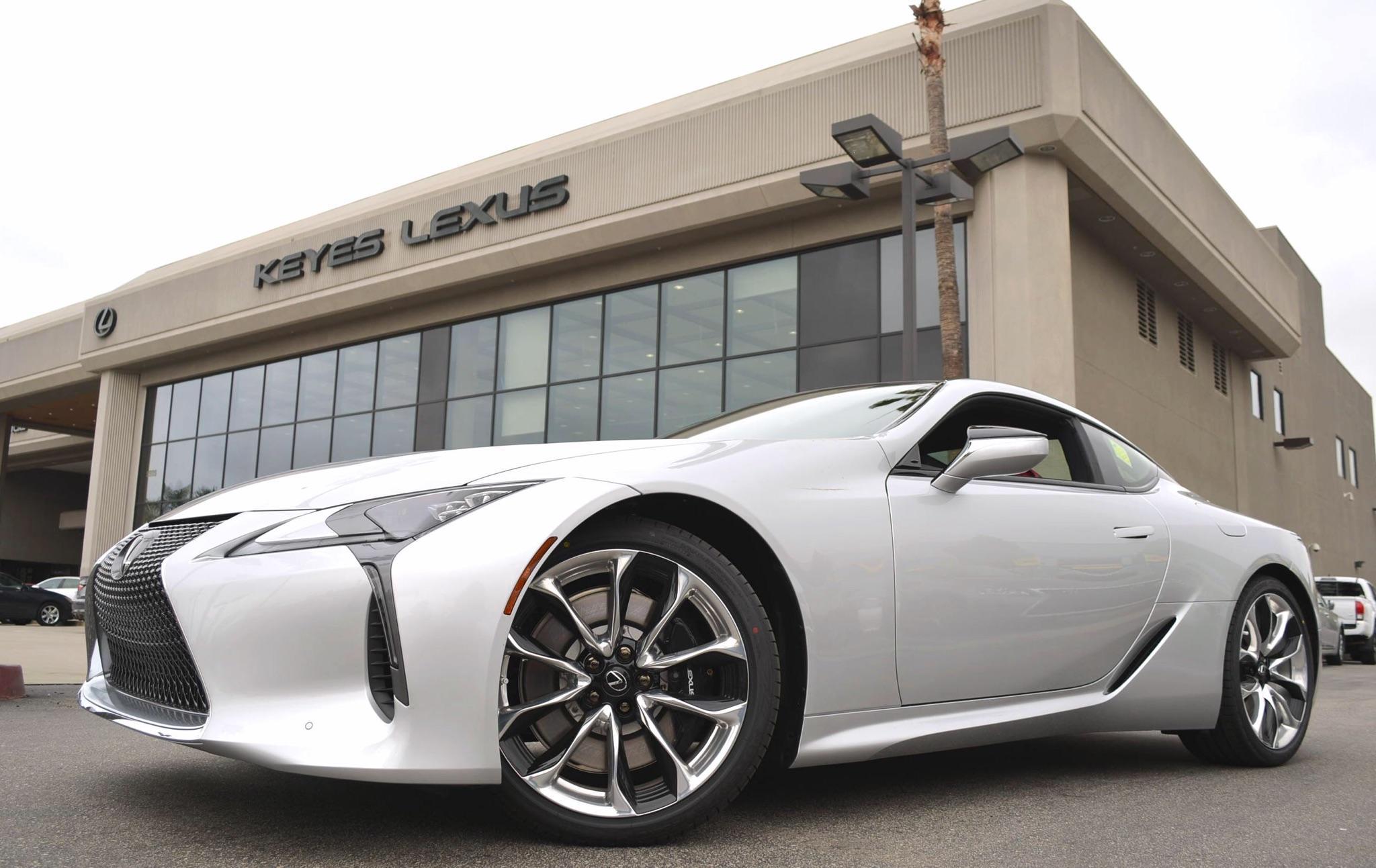 Los Angeles Lexus Service Coupons >> Keyes Lexus in Van Nuys, CA - (818) 538-2...
