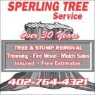 Sperling Tree Service - Stromsburg, NE - Tree Services
