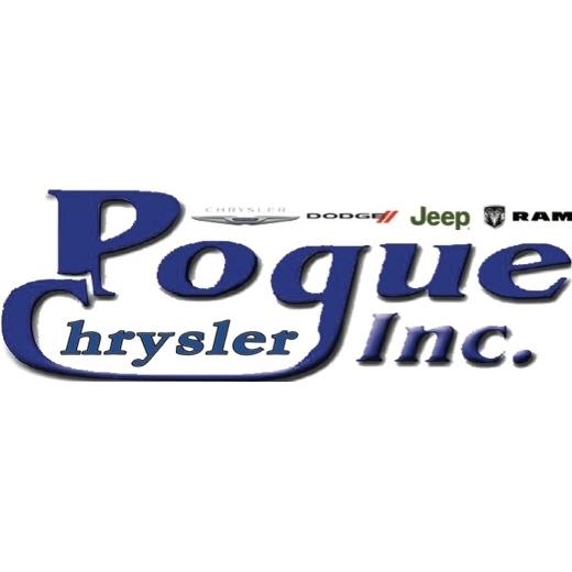 Pogue Chrysler Dodge Jeep Ram Fiat