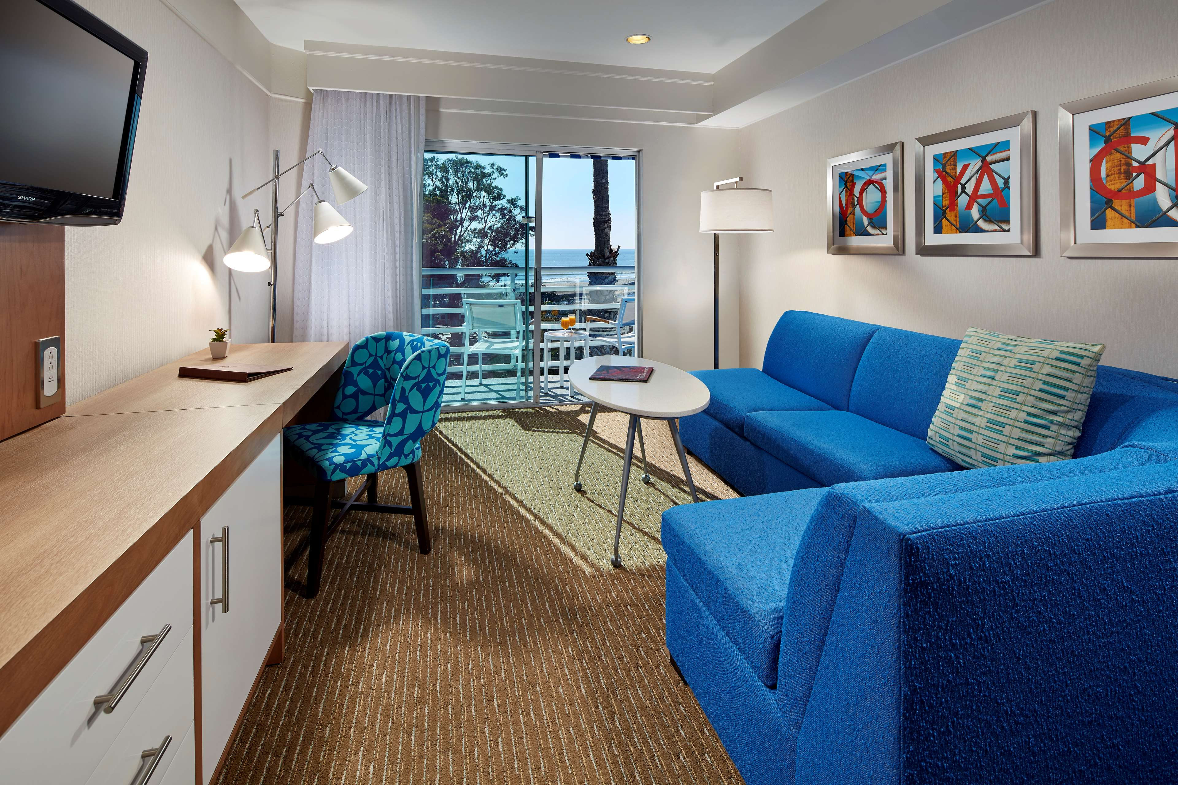 DoubleTree Suites by Hilton Hotel Doheny Beach - Dana Point image 12