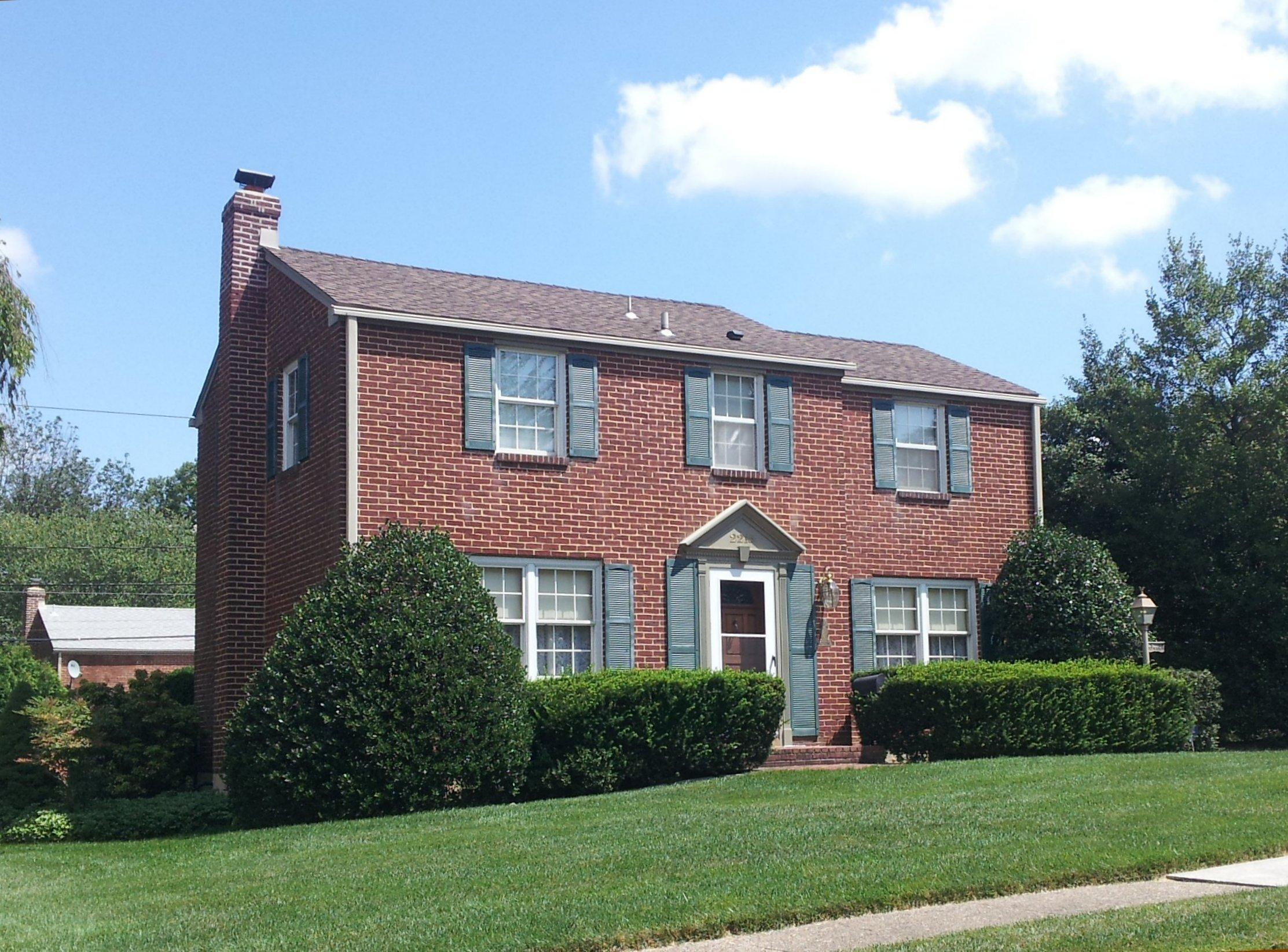 This Wilmington brick beauty sold in less than one week at full price.