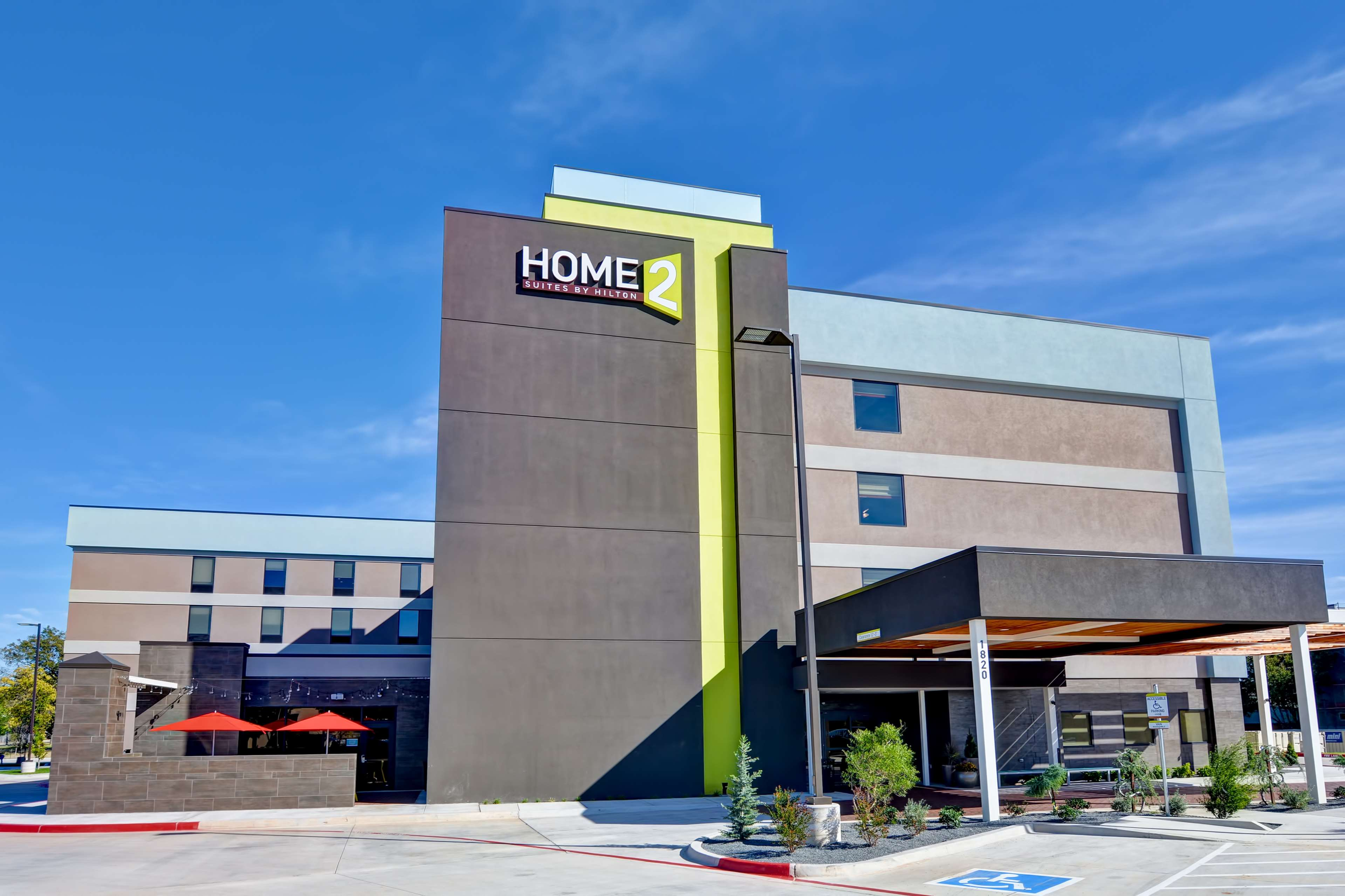 Home2 Suites by Hilton OKC Midwest City Tinker AFB image 0