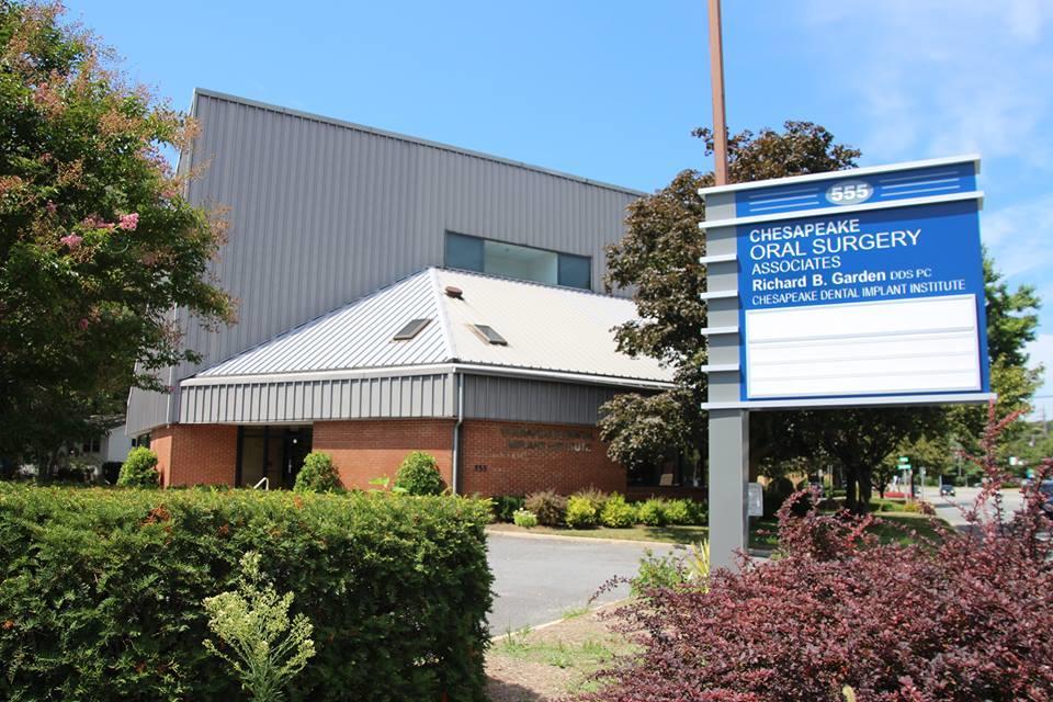 chesapeake oral surgery associates in severna park md