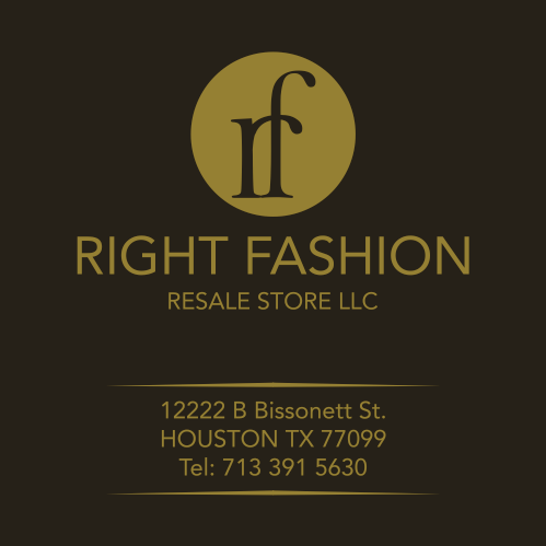 Right Fashion Resale Store LLC