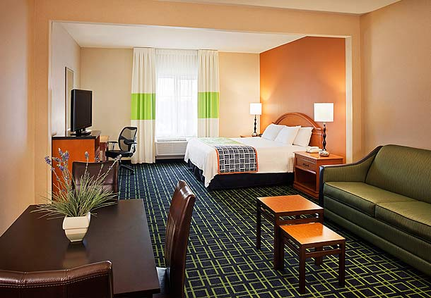 Fairfield Inn & Suites by Marriott Napa American Canyon image 2