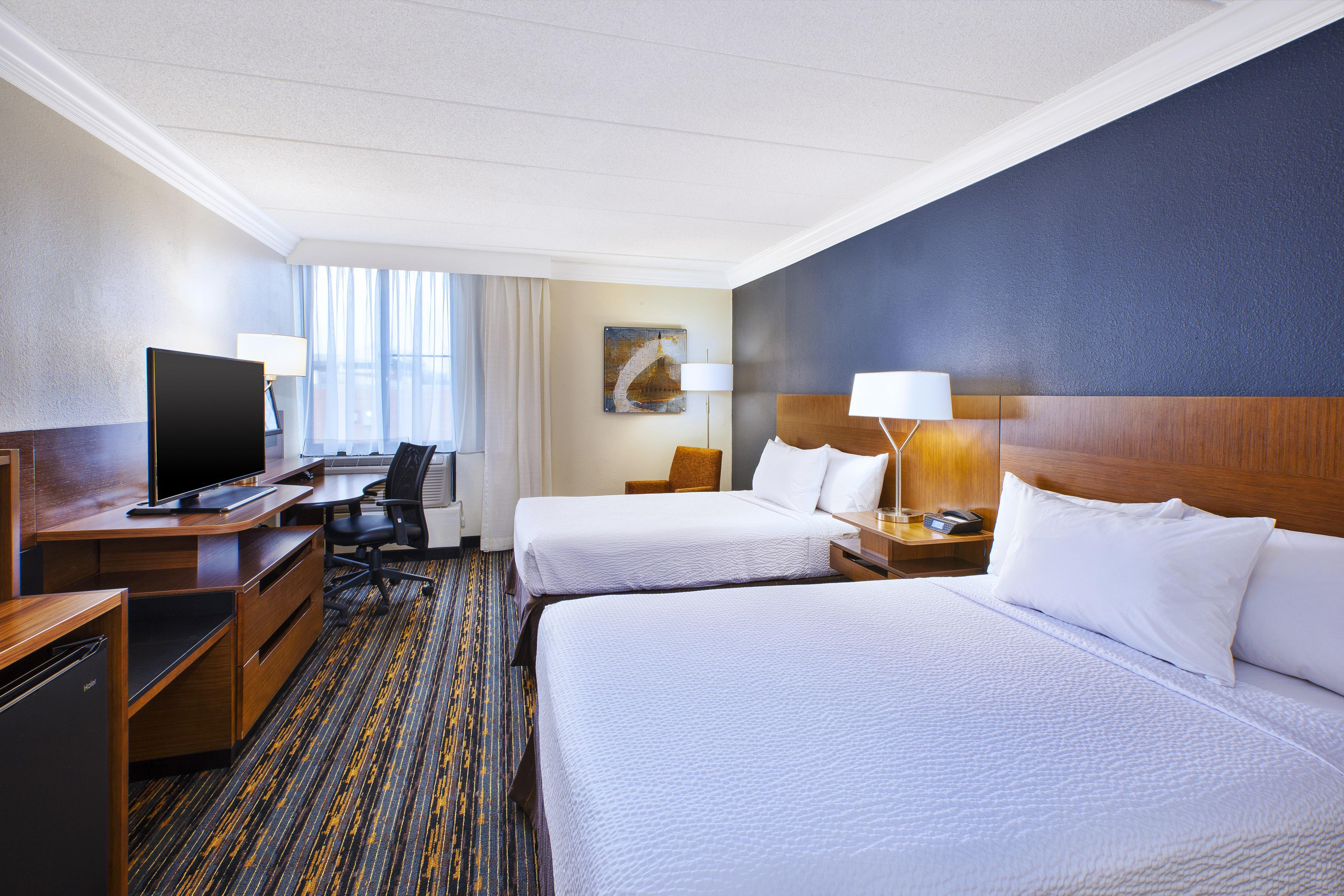 Fairfield Inn & Suites by Marriott Dulles Airport Herndon/Reston image 9