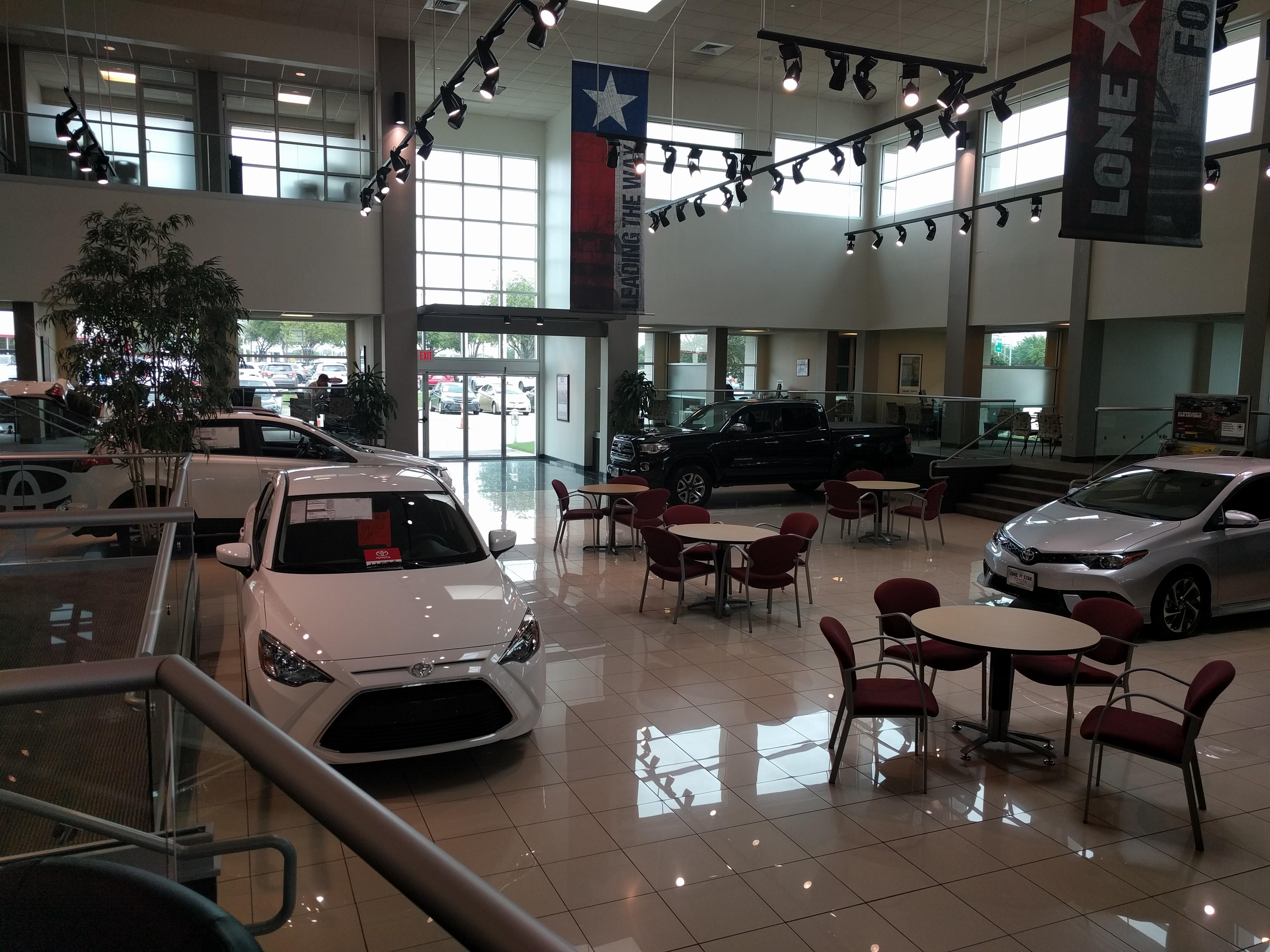 Lone Star Toyota of Lewisville image 3