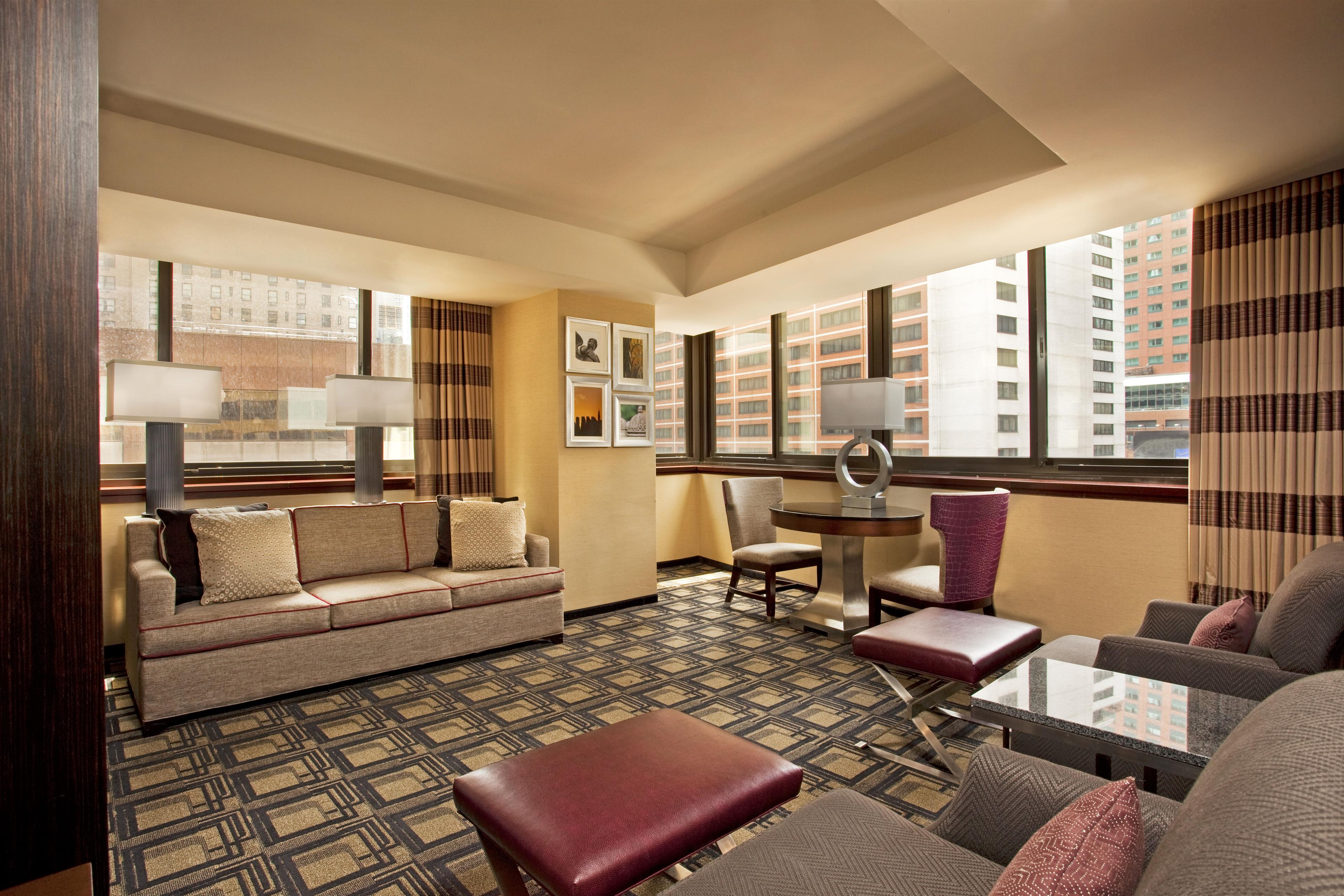 Sheraton New York Times Square Hotel image 2