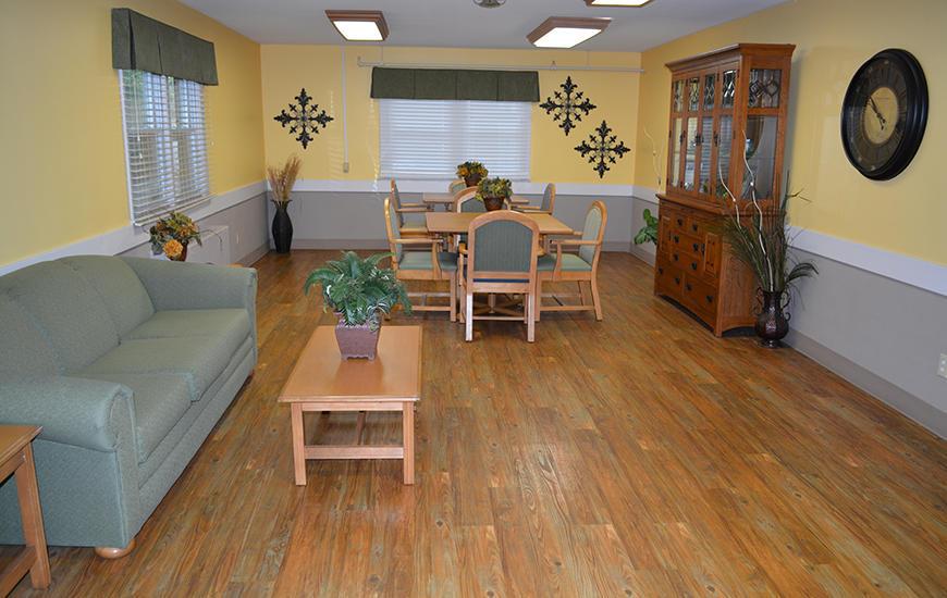 Clark Rehabilitation and Skilled Nursing Center image 3