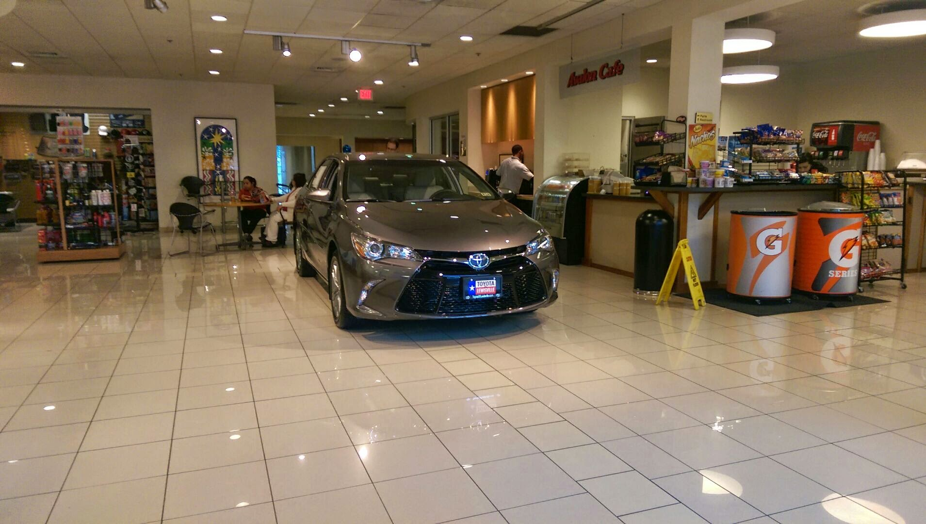 Lone Star Toyota of Lewisville image 6