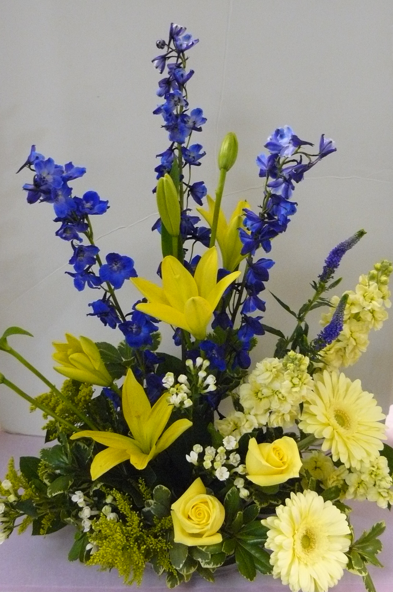 Blooms at the Hills Florist - ad image