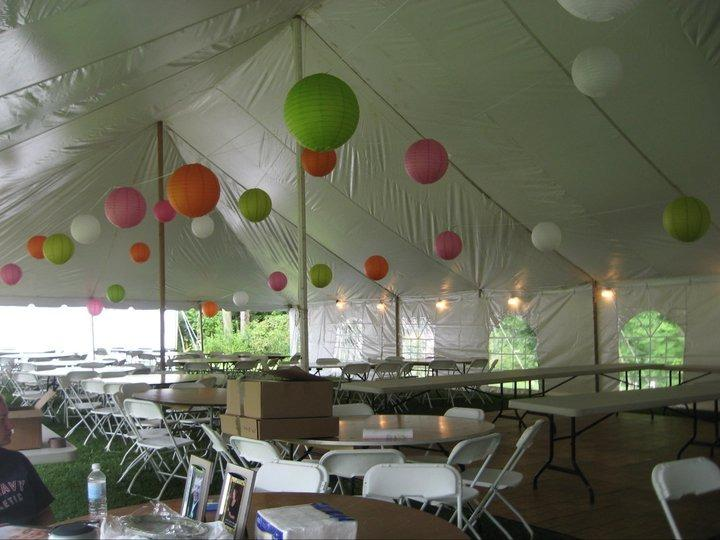 Main Event Tents image 5