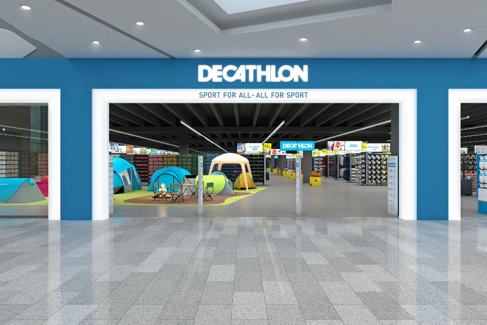 decathlon kaufpark eiche ffnungszeiten decathlon kaufpark eiche landsberger chaussee. Black Bedroom Furniture Sets. Home Design Ideas