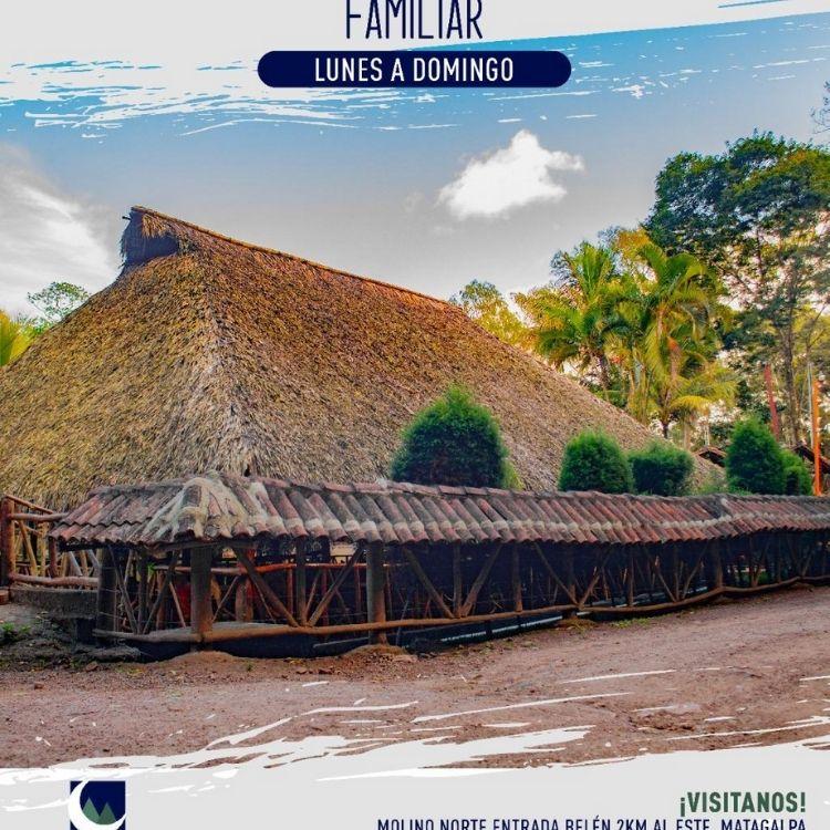 Rancho Luz de Luna Hotel  -Restaurante