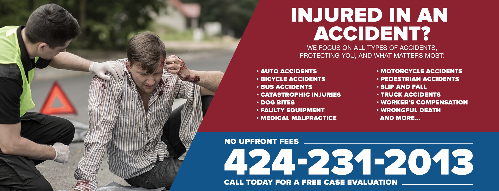 Los Angeles Personal Injury Attorney image 1