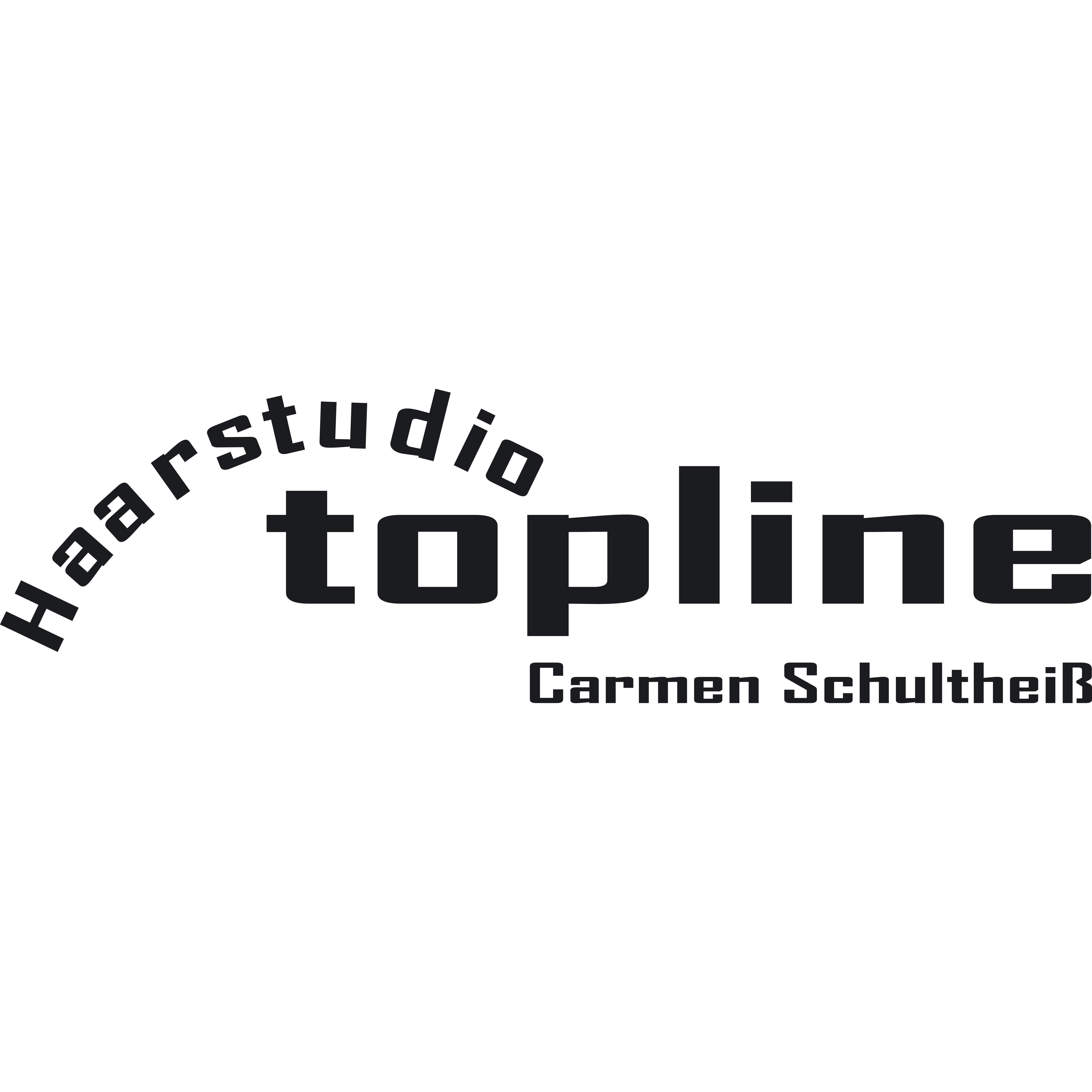 Logo von Haarstudio Topline