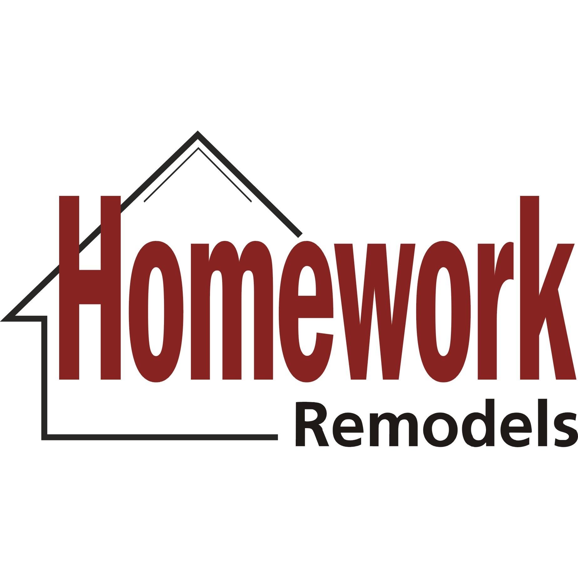 Homework Remodels