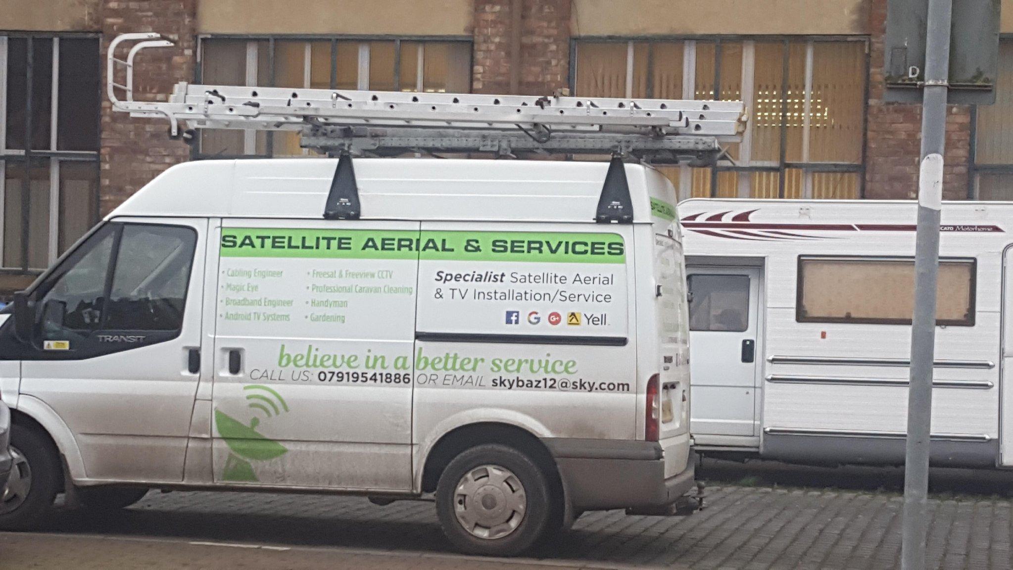 Satellite Aerial & Services