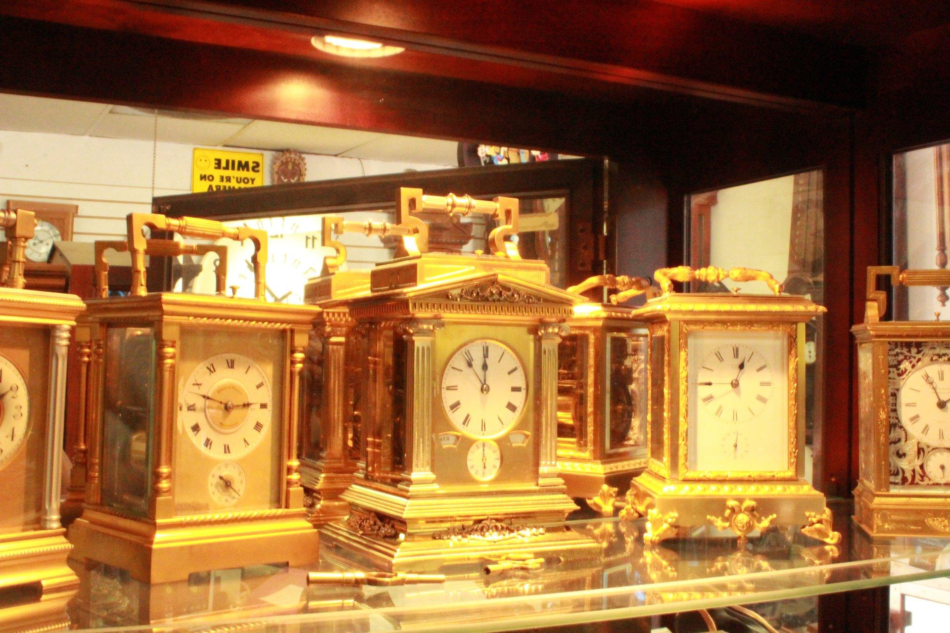 Antique Clock Gallery image 8