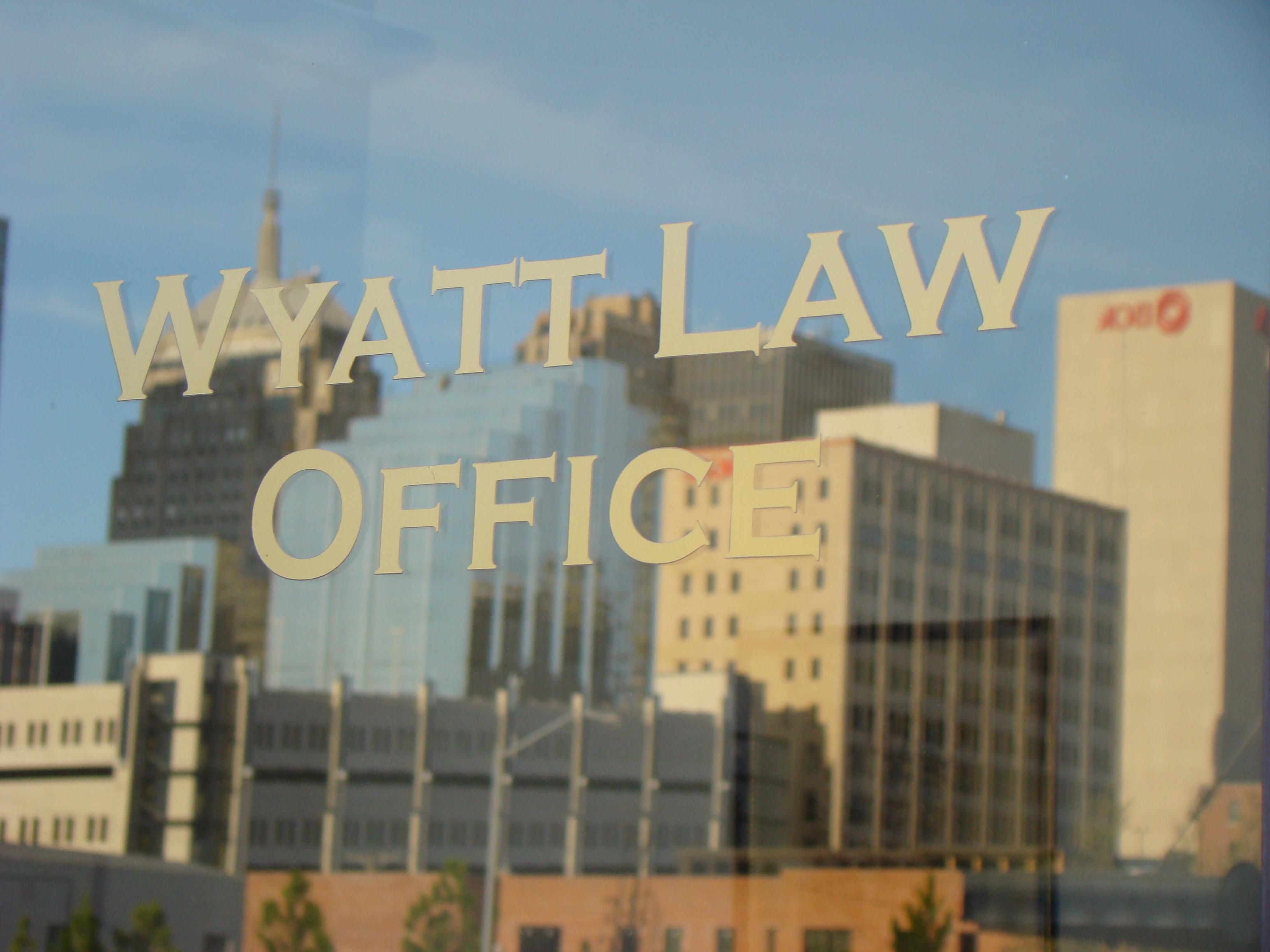 Wyatt Law Office image 1