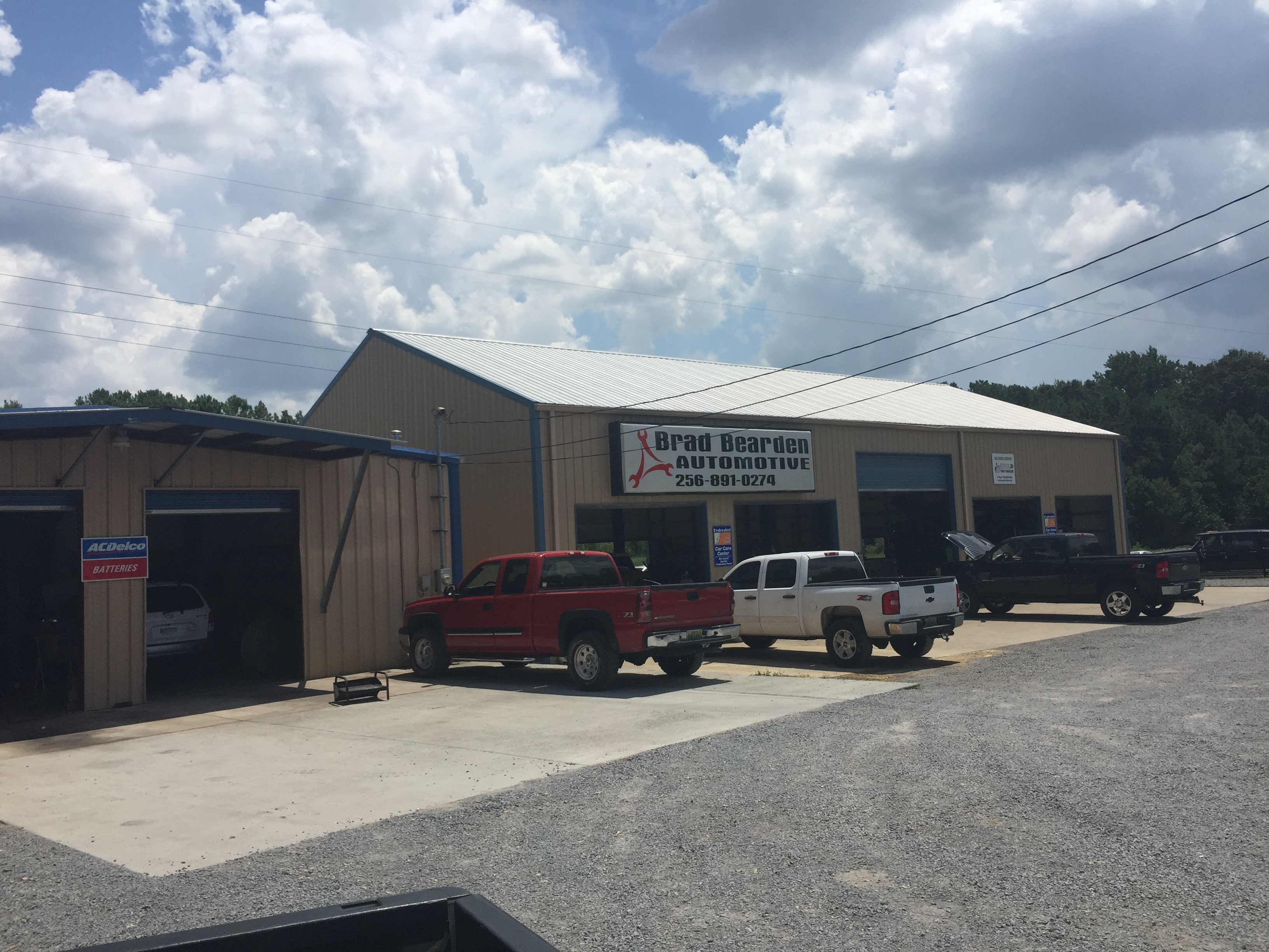 Our shop is ready to serve your automotive and truck repair needs