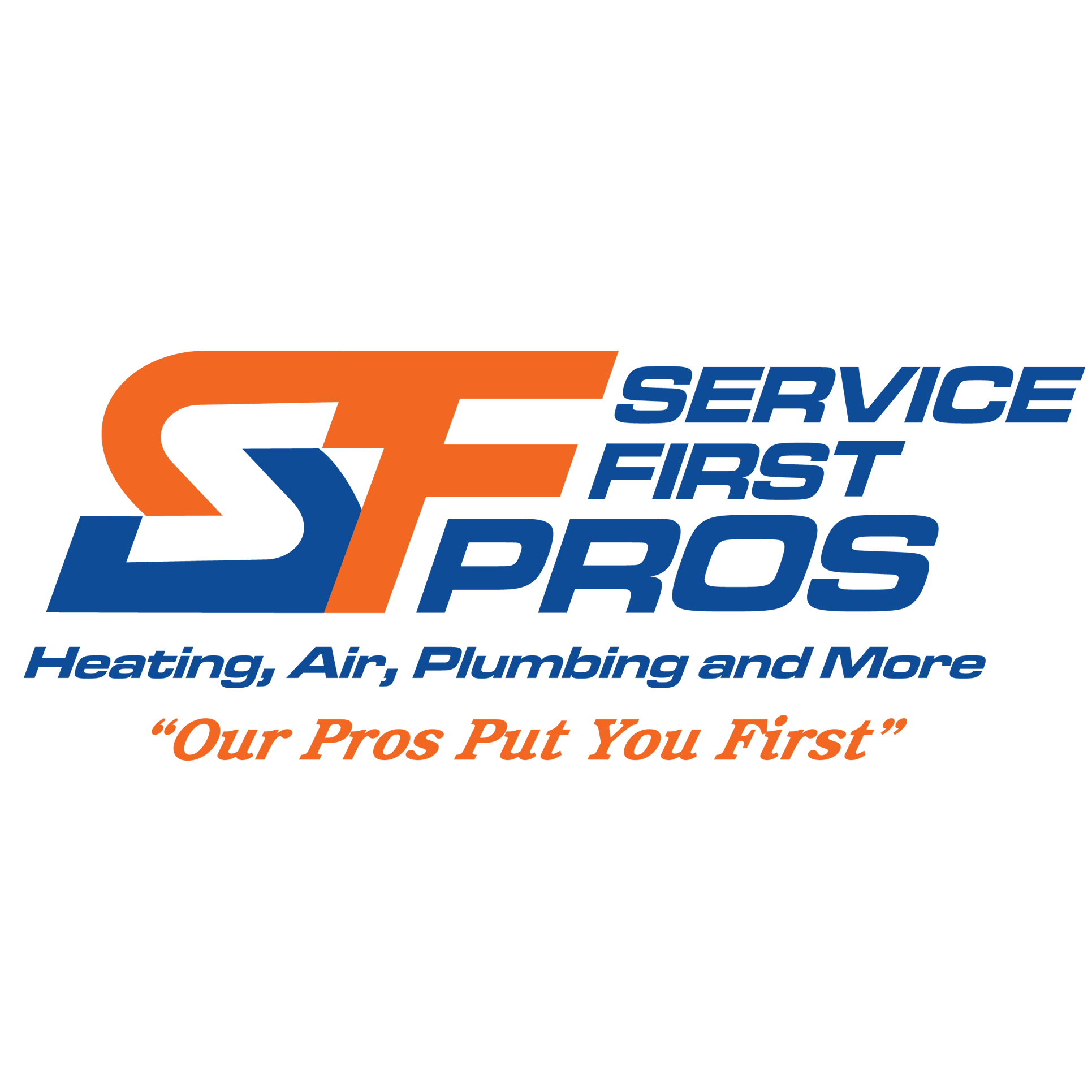 Service First Pros