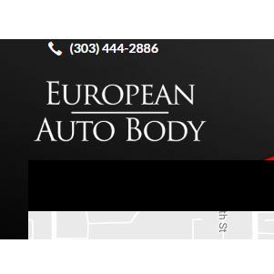 European Auto Body - Boulder, CO 80301 - (720) 644-8201 | ShowMeLocal.com