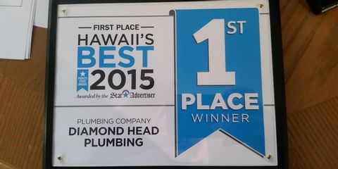 Diamond Head Plumbing, Inc.