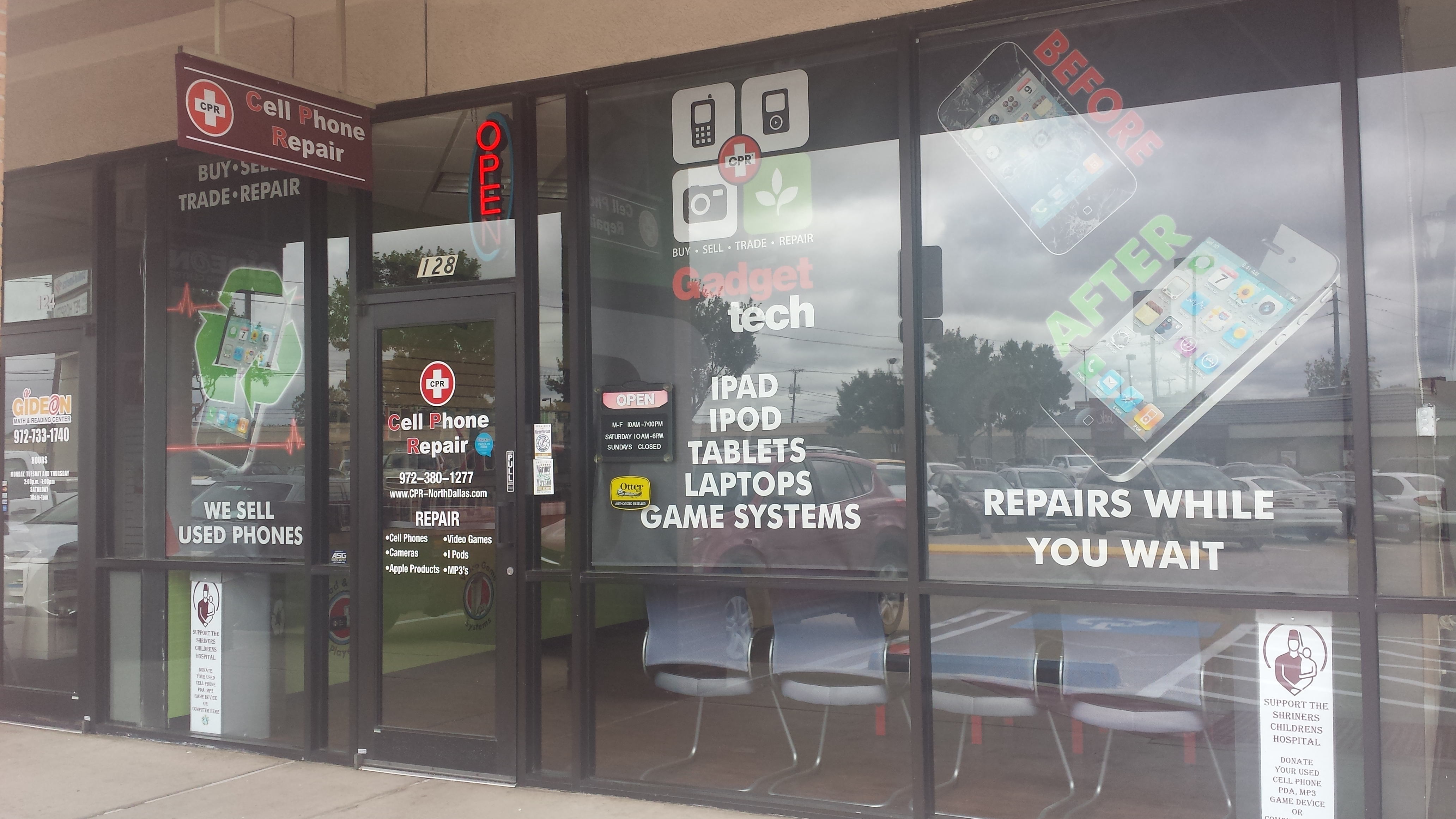 CPR Cell Phone Repair North Dallas
