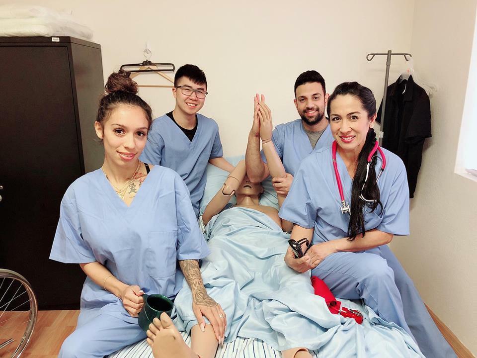 San Diego Medical College CNA School Miramar & CPR Training