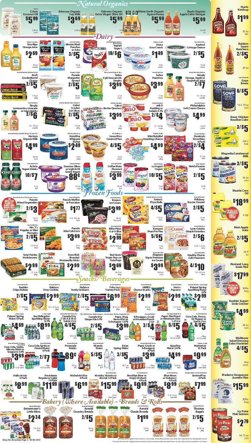 Shop Fair Supermarket of Broadway image 2
